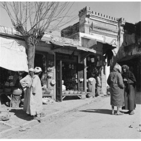 Posterazzi SAL255424227 Morocco Moulay Idriss Arab Shops Poster Print - 18 x 24 in. - image 1 de 1