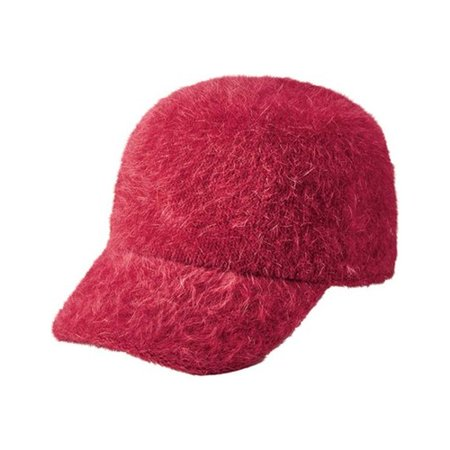 Cap San Diego Halloween Party (Women's San Diego Hat Company Angora Knit Baseball Cap)