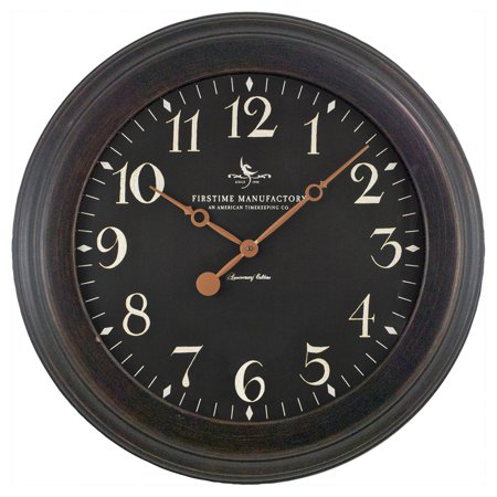 Onyx Clock (FirsTime Black Onyx Wall Clock )