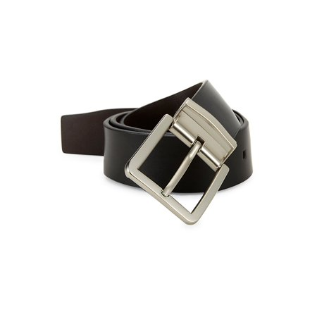 Reversible Flat Leather Belt