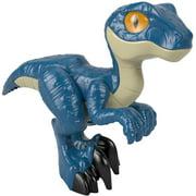 Imaginext Jurassic World Raptor XL Dinosaur Action Figure