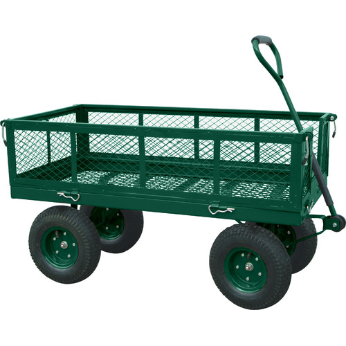 Sandusky Cabinets Steel Wagon 1000 lb. Capacity Platform Dolly by Sandusky