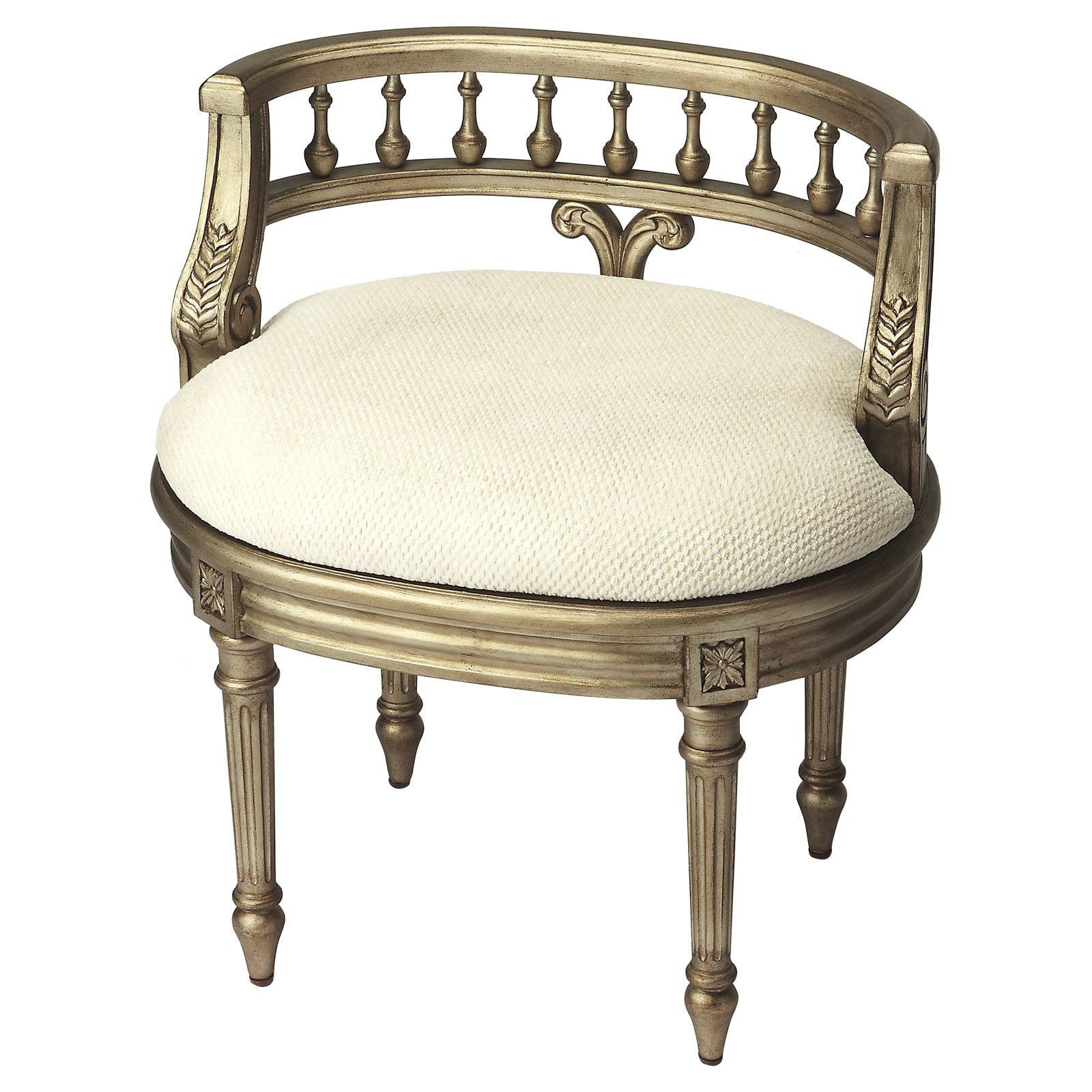 Butler Hathaway Bedroom Vanity Stool