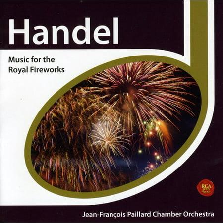 Handel: Music for the Royal Fireworks (Overture From Royal Fireworks Suite Gf Handel)