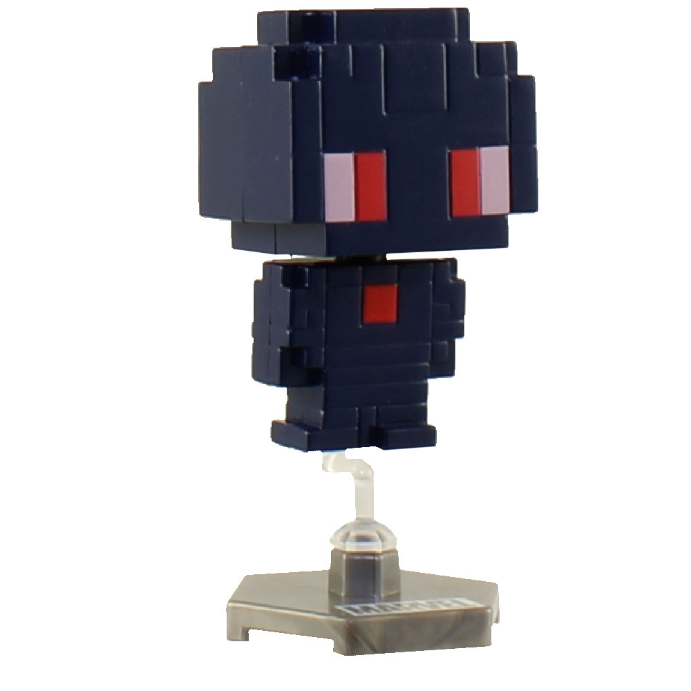 Marvel - Pixelated Bobblehead Mini Figure - STEALTH ARMOR (Iron Man)(2 inch) Rare!