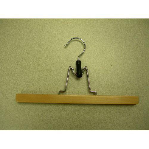Proman Products Genesis Flat Skirt Hanger (Set of 72)