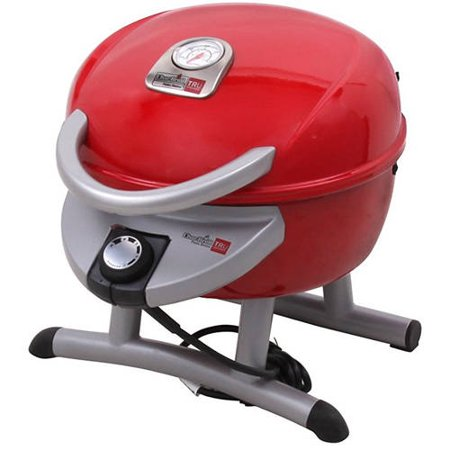 Char Broil Portable Tru Infrared Patio Bistro Electric Grill Red