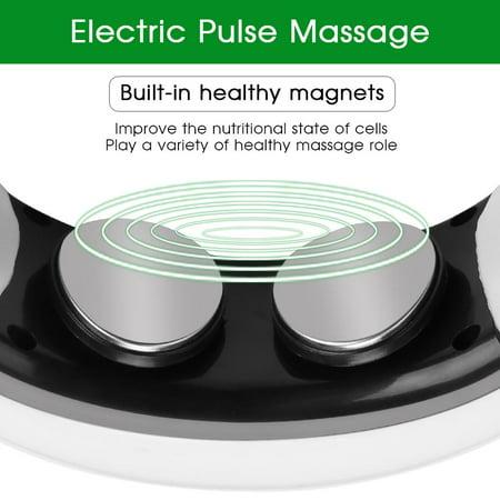 Garosa Electric Neck Massager, Electric Pulse Magnetic Neck Massager Cervical Vertebra Treatment Shoulder Relax, Neck Shoulder Massager - image 7 of 9