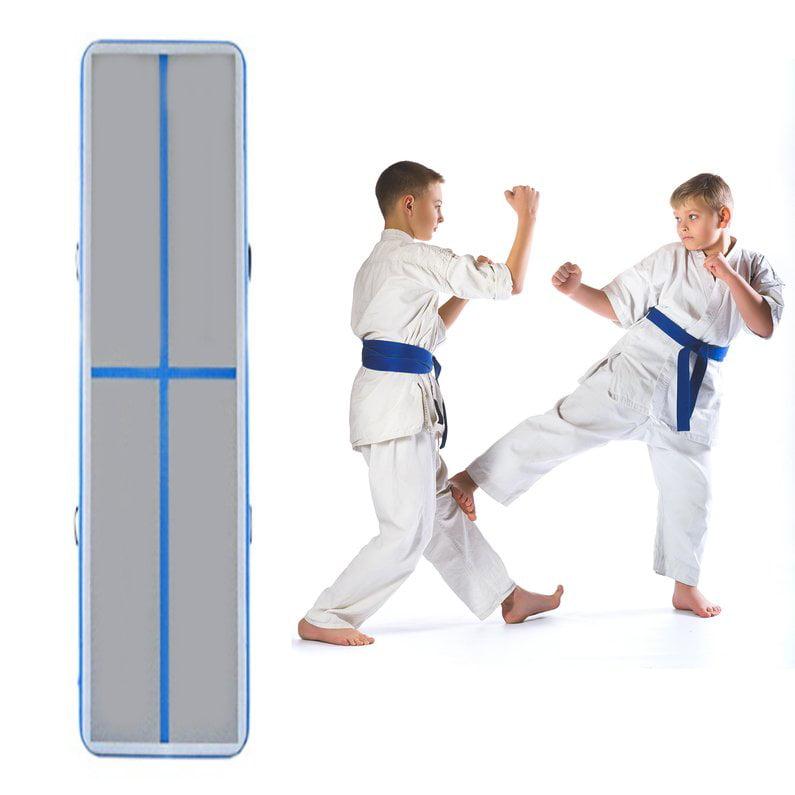 NEW Upgraded Inflatable Taekwondo Cushion Training Mattre...