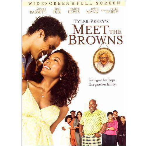 Tyler Perry's Meet The Browns (Full Frame, Widescreen)