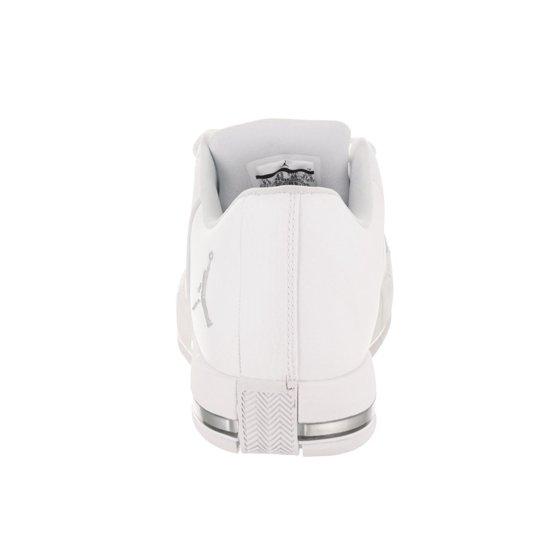 a52791f92ebd55 Jordan AO1696-100  Team Elite 2 Low Men s White Metalic Silver ...