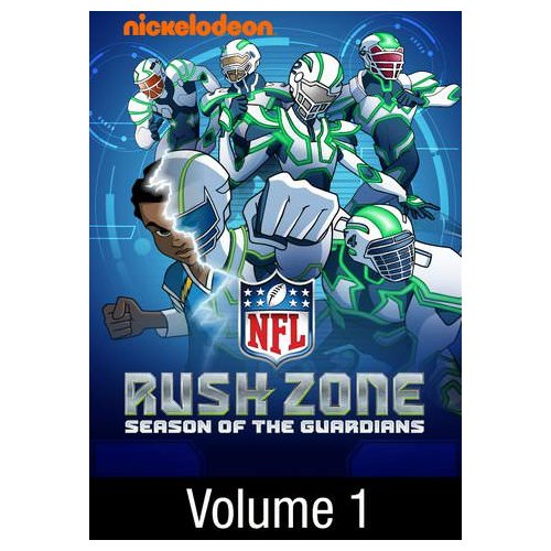 NFL Rush Zone: Season of the Guardians: Vol. 1 (2012)