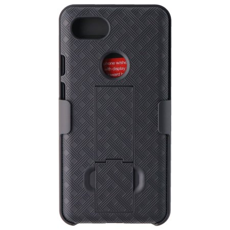 Verizon Hardshell Case and Holster for Google Pixel 3 XL