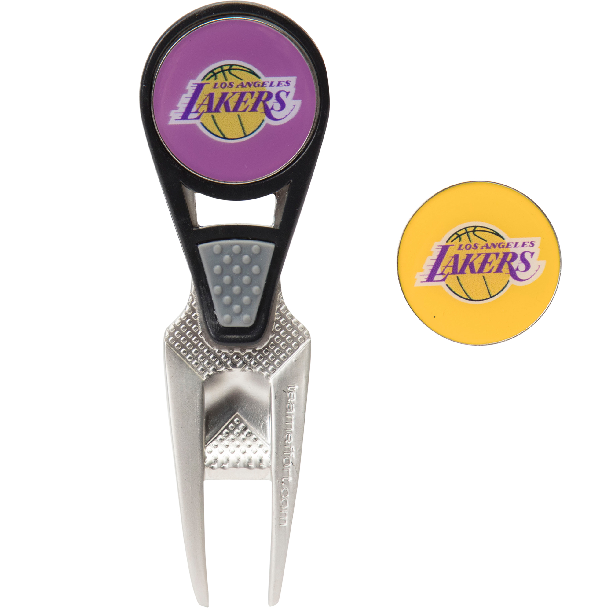 Los Angeles Lakers CVX Repair Tool & Ball Markers Set - No Size