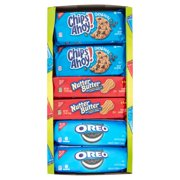 Nabisco Chips Ahoy!/Nutter Butter/Oreo Cookies Variety Pack, 12 count, 23.4 oz