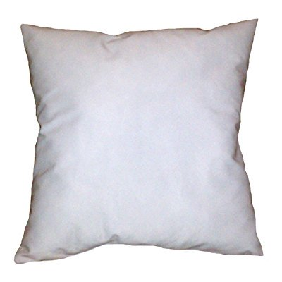 28x28 inch white cotton blend zippered square throw pillow cover. Black Bedroom Furniture Sets. Home Design Ideas