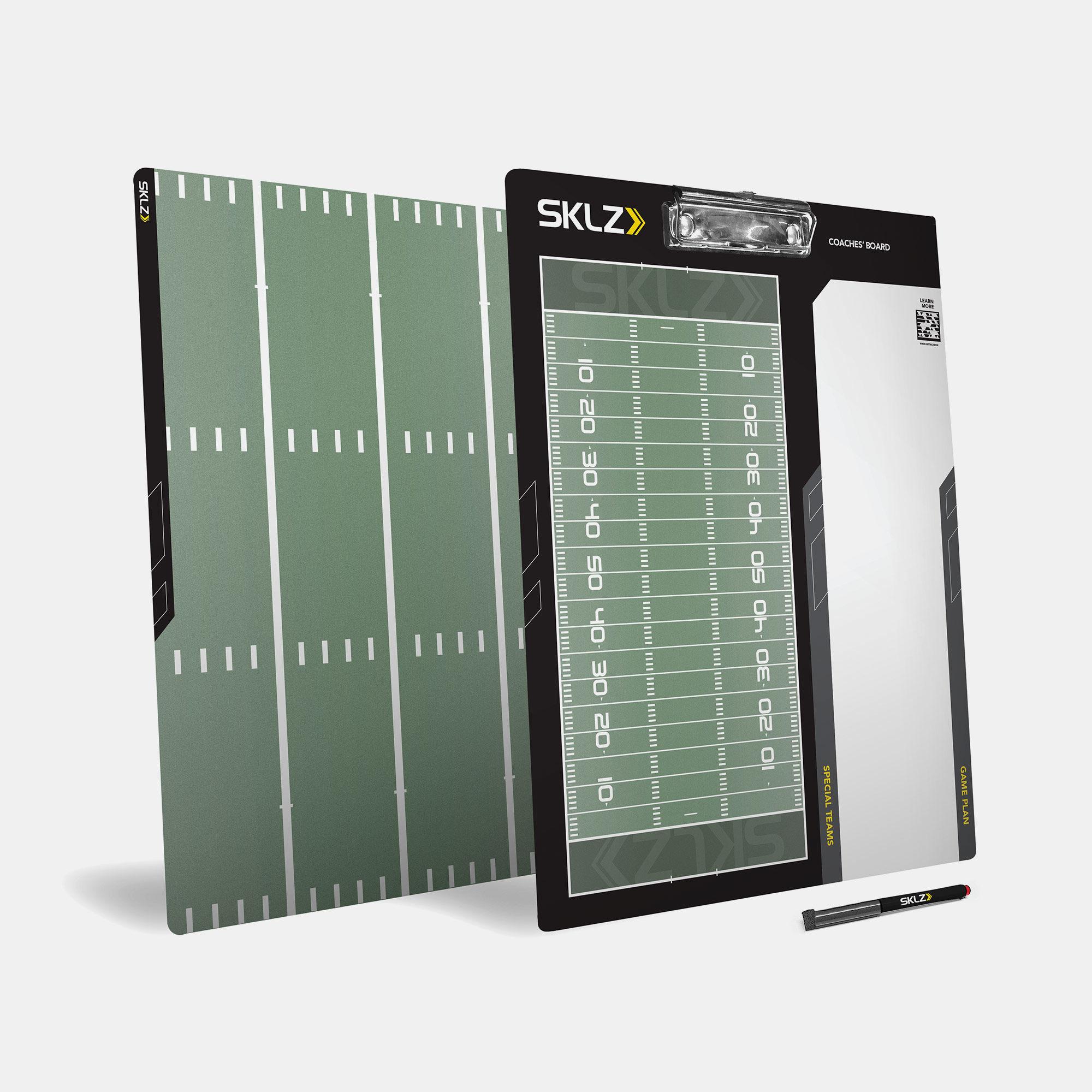 SKLZ Football Coaches Dry Erase Board