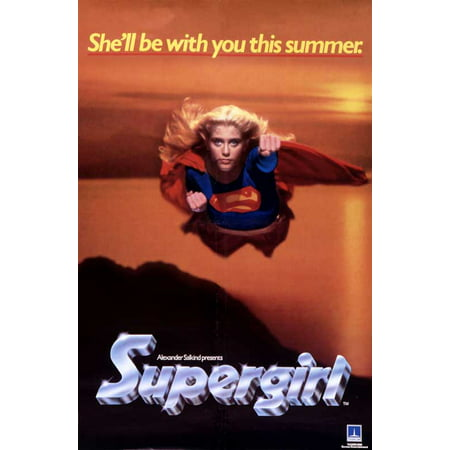 Supergirl (1984) 11x17 Movie Poster for $<!---->