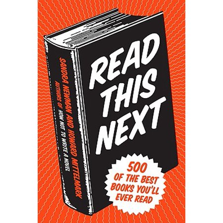 Read This Next : 500 of the Best Books You'll Ever