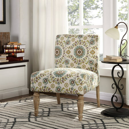 Better Homes And Gardens Paisley Slipper Chair Multiple Colors