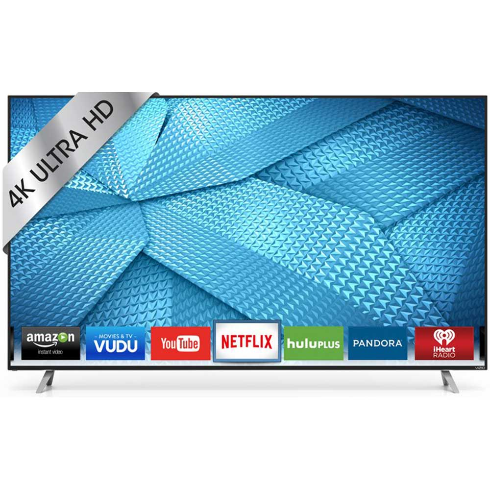 "Vizio 43"" Class 4K Ultra HD LED Smart Hdtv - M43-C1"