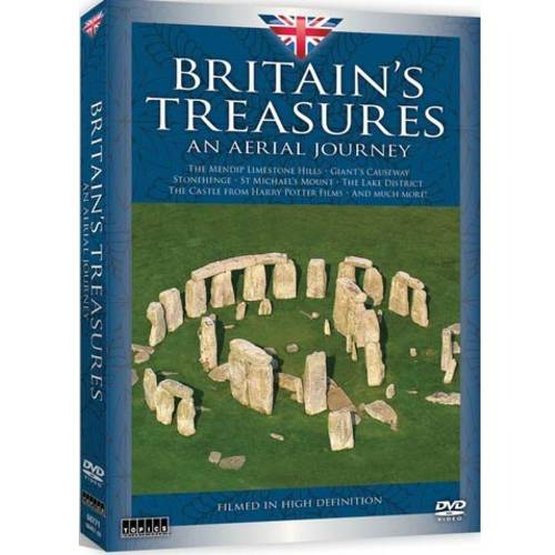 Britain's Treasures: An Aerial Journey