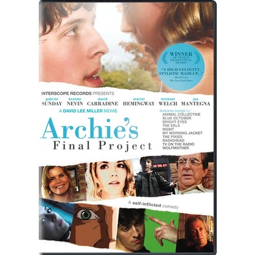 Archie's Final Project (Exclusive) (Widescreen, WALMART EXCLUSIVE)