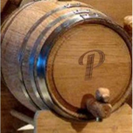 Jds Marketing Personalized 2 Liter Oak Whiskey Barrel - Bourbon Barrel (2 Liter Whiskey Barrel)
