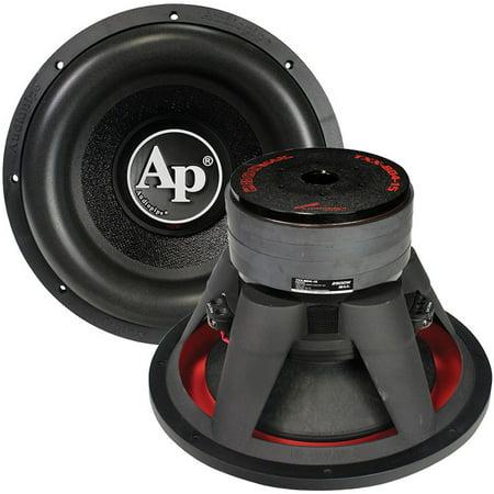 "Audiopipe 15"" Woofer 2800 Watts Dual 4 ohm VC"