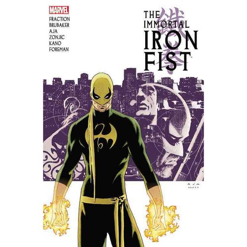 Immortal Iron Fist: the Complete Collection 1