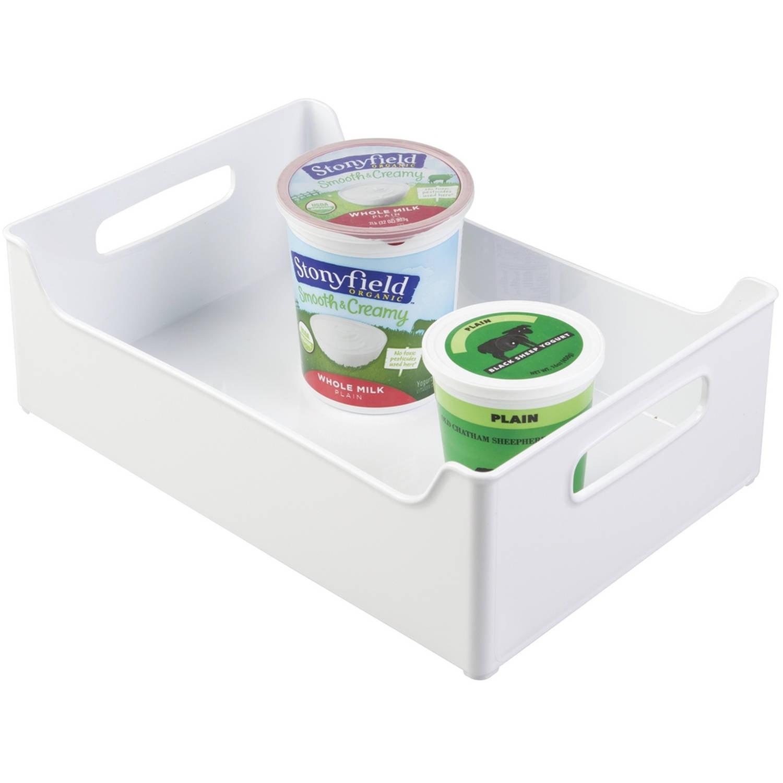 Interdesign Refrigerator And Freezer Storage Organizer