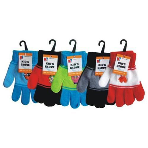 Bulk Buys Kids Gloves - Case of 144