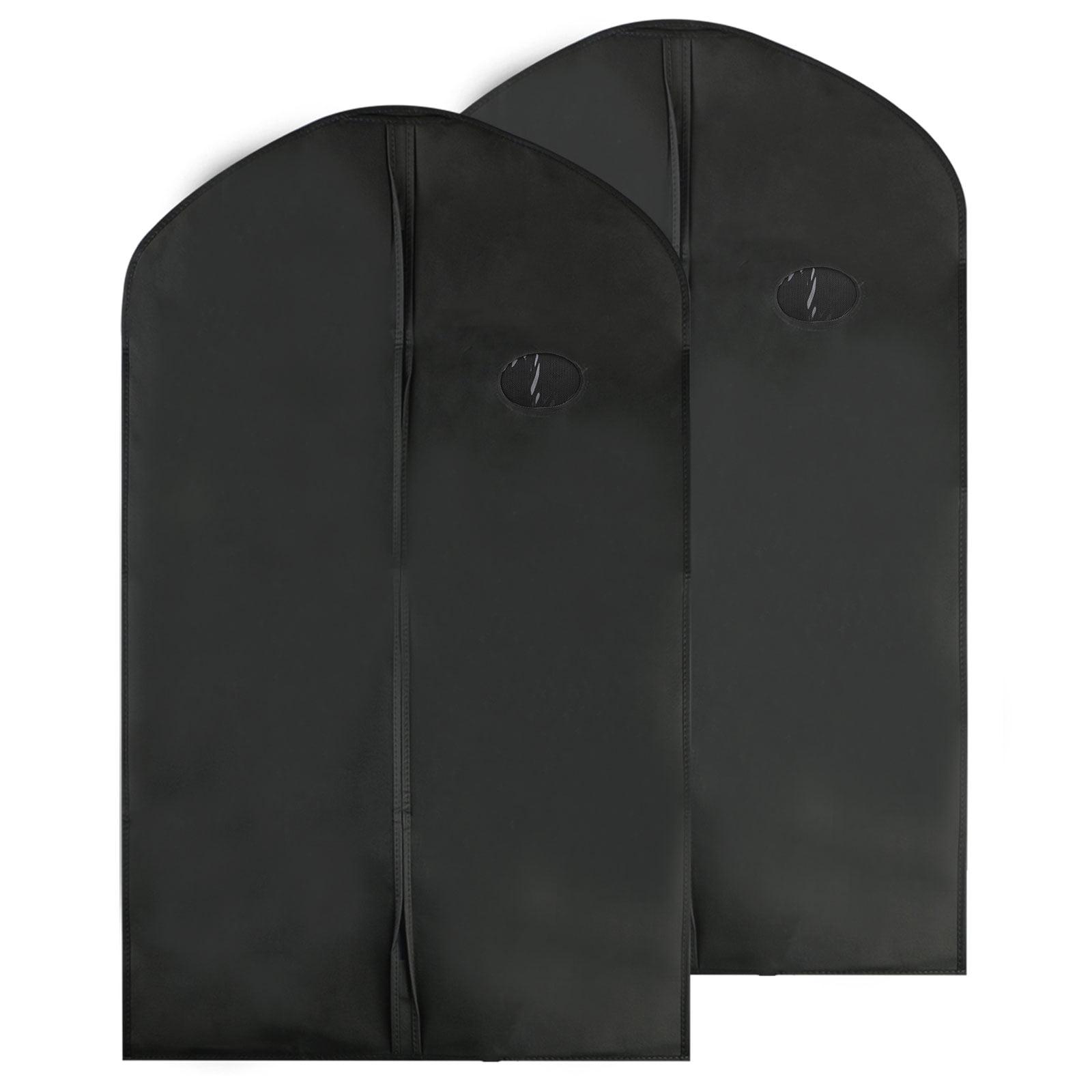 4 Suit bag Garment bag Dress Cover//Storage//Travel Bag Dust Proof//Breathable-Navy