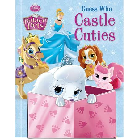 Disney Palace Pets Guess Who Castle Cuties - Place Pets