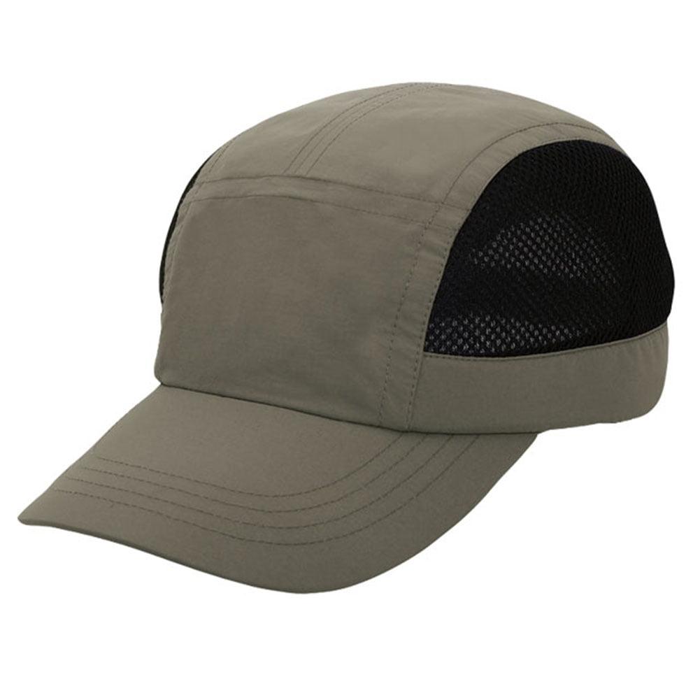 ARMY CAP W/ MOISTURE ABSORBING SWEATBAND