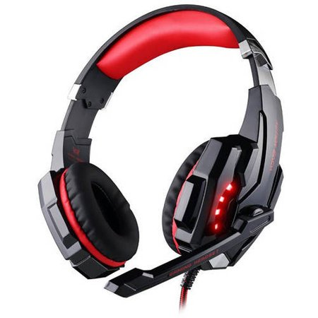 Image of Kotion G9000BL Premium Gaming Headset with USB and Microphone