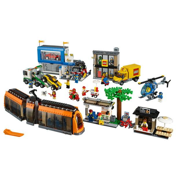 LEGO City Town City Square 60097 - Walmart.com - Walmart.com
