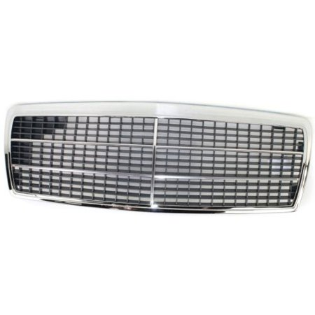 Replacement Top Deal Chrome Grille For Mercedes-Benz C280 C230 C220 C36 AMG