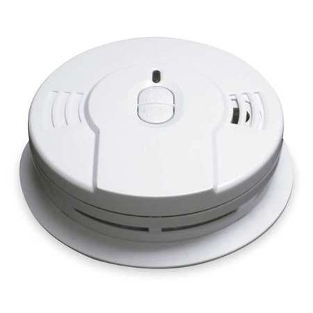 KIDDE i9010 Smoke Alarm, Ionization, 3V