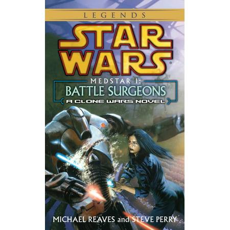 Battle Surgeons: Star Wars Legends (Medstar, Book
