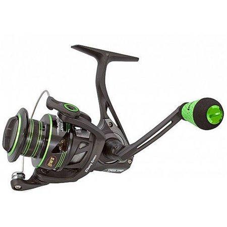 Lews fishing mach ii metal speed spin spinning reel 300 6 for Lews fishing apparel