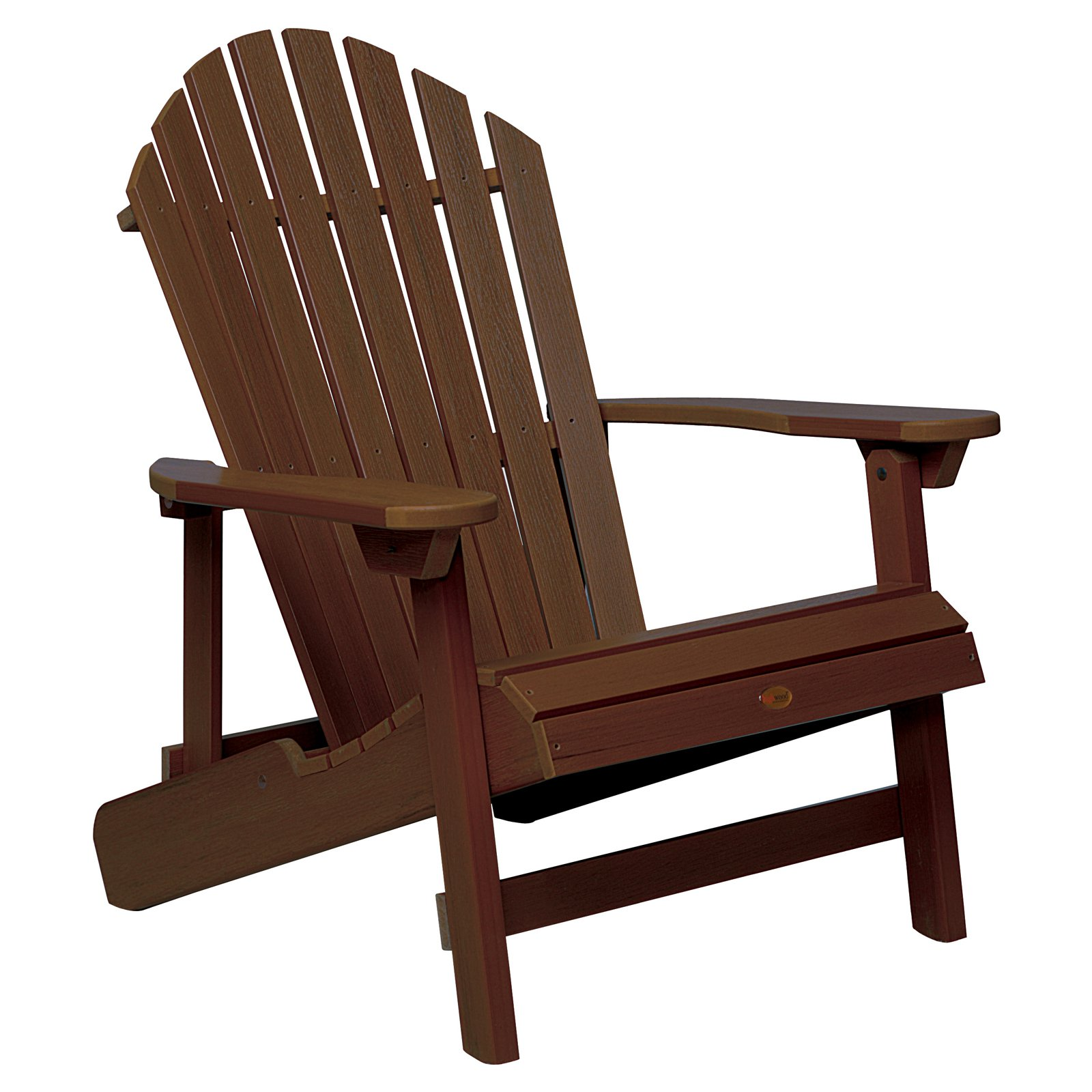 highwood KING Hamilton Folding & Reclining Adirondack Chair by Adirondack Furniture