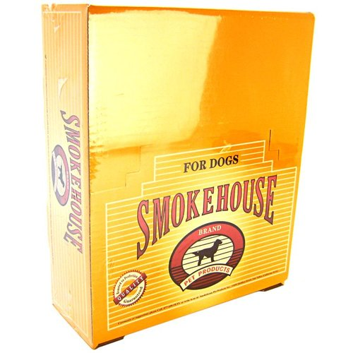 Smokehouse Treats Lamb Bonz Dog Treat 30 Pack