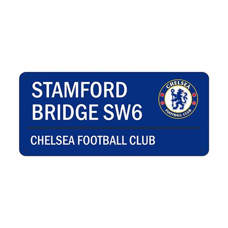 Chelsea - Street Sign (7 by 16 inches) - image 1 of 1