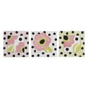 Cotton Tale Designs Poppy Wall Art - Set of 3