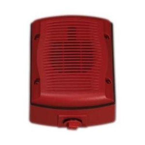 System Sensor Honeywell SPRK Wall, Outdoor, Red, Speaker Only