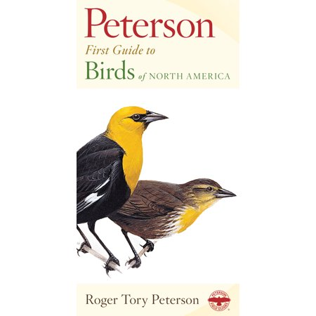 Peterson First Guide to Birds of North