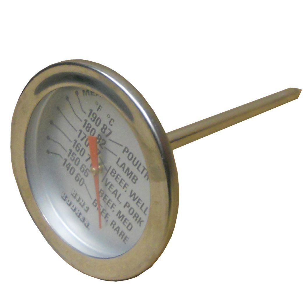 "King Kooker MT45 Meat Thermometer w/ 5"" Probe"
