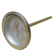 "King Kooker MT45 Meat Thermometer w/ 5"" Probe"