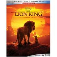 The Lion King (2019) (Blu-ray + DVD + Digital Copy)